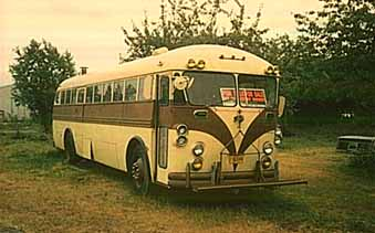 A converted 1954 Crown Supercoach.