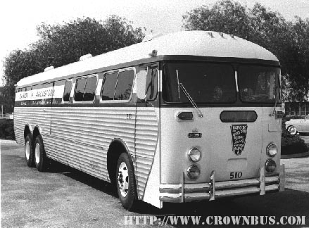 "Crown ""Bruck"" Highway Coach"