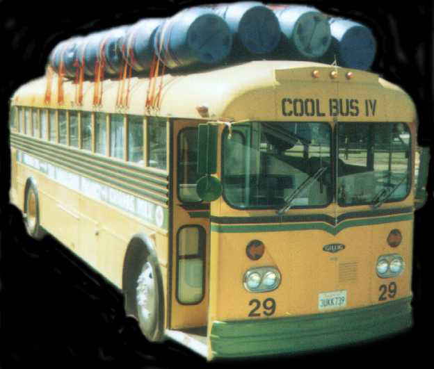 """COOL BUS IV"" - Patrick Young's Gillig"