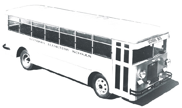 A rendering of the very first Crown Supercoach built in 1932.
