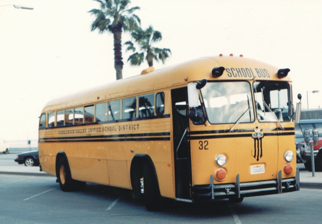 Saddleback Valley Unified School District's # 32, Photo By Eric Gregory