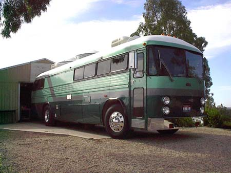 A very nicely converted 1976 Crown Supercoach.